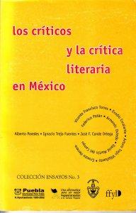 Los críticos y la crítica literaria en México