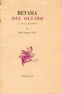 Retama del olvido y otros poemas