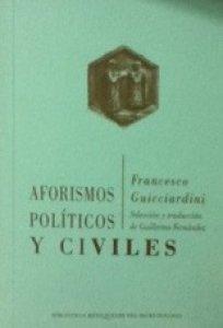 Aforismos políticos y sociales