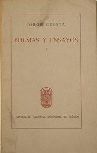 Poemas y ensayos