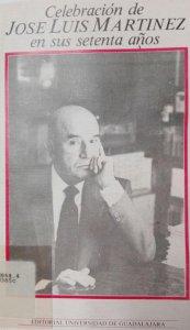 Celebración de José Luis Martínez en sus setenta años