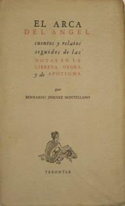 El arca del ángel. Cuentos y relatos seguidos de las notas en la libreta negra y de Apotegma