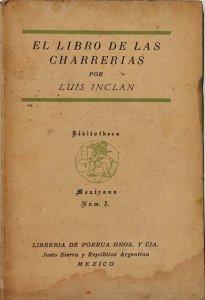 El libro de las charrerias