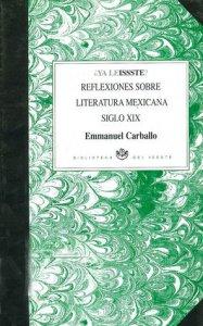 Reflexiones sobre literatura mexicana siglo XIX