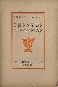 Ensayos y poemas