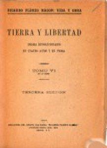 Tierra y libertad : drama revolucionario en cuatro actos y en prosa