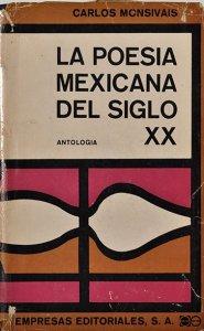 La poesía mexicana del siglo XX