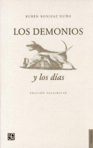 Los demonios y los días