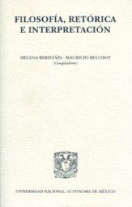 Filosofía, retórica e interpretación