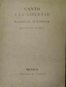 Canto a la libertad : poemas de la victoria