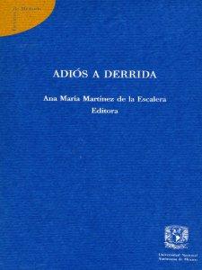 Adiós a Derrida