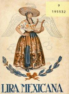 Lira mexicana : antología de los mejores poetas del Parnaso mexicano