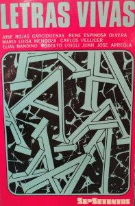 Letras vivas : páginas de la literatura mexicana actual
