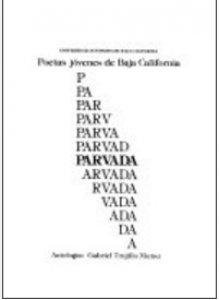 Parvada: poetas jóvenes de Baja California