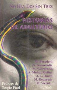 No hay dos sin tres : historias de adulterio