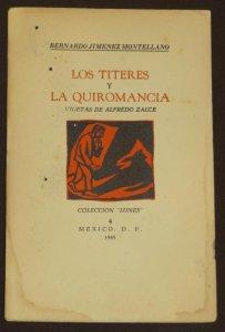 Los títeres y la quiromancia