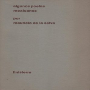 Algunos poetas mexicanos
