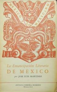 La emancipación literaria de México