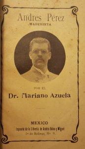 Andrés Pérez, maderista