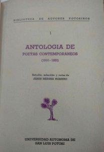 Antología de poetas contemporáneos : 1910-1953