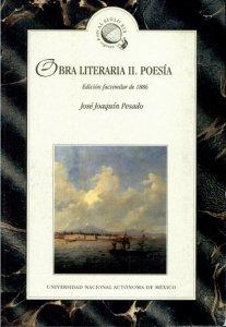 Obra literaria II : poesía