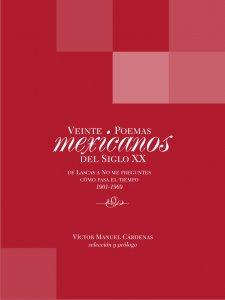 20 poemas mexicanos del siglo XX