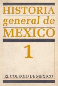 Historia general de México : 1