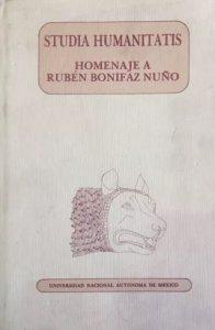 Studia humanitatis : homenaje a Rubén Bonifaz Nuño