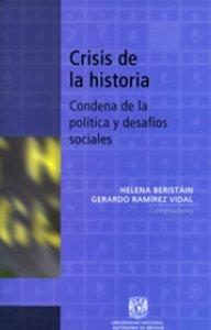 Crisis de la historia, condena de la política, desafíos sociales: respuestas retóricas