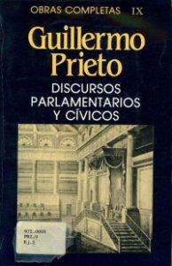Discursos parlamentarios y cívicos : selección