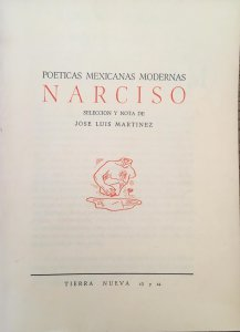 Poéticas mexicanas modernas