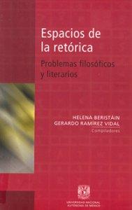 Espacios de la retórica: problemas filosóficos y literarios