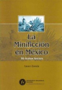 La minificción en México : 50 textos breves