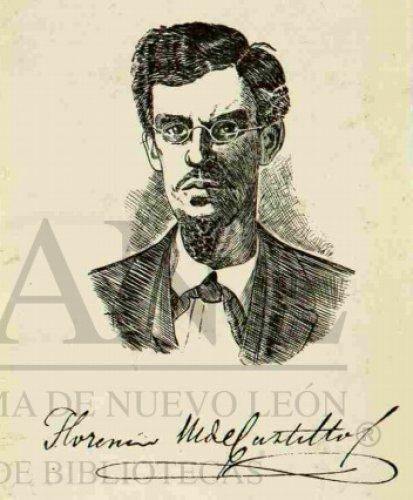 Foto de: Obras de don Florencio M. del Castillo, México: Imp. de V. Agüeros, 1902.