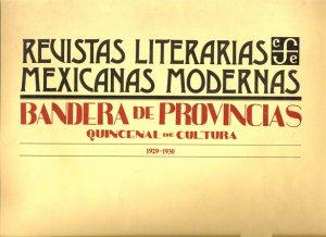 Bandera de provincias : 1929-1930