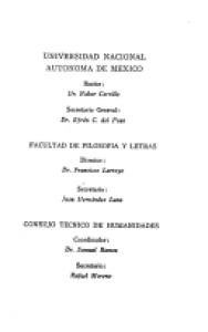 Dos ideas sobre la filosofía en la Nueva España : Rivera vs. De la Rosa