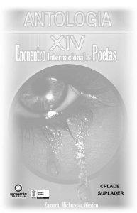 Antología del encuentro internacional de poetas de Zamora