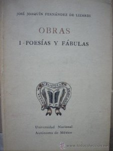 Obras I. Poesías y fábulas