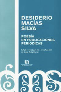Desidero Macías Silva : poesía en publicaciones periódicas