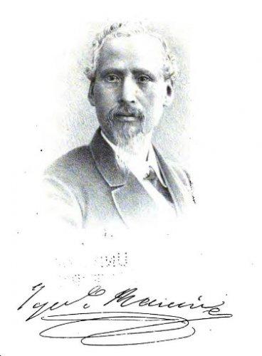 Foto de: Obras de Ignacio Ramírez, México: Secretaría de Fomento, 1889.