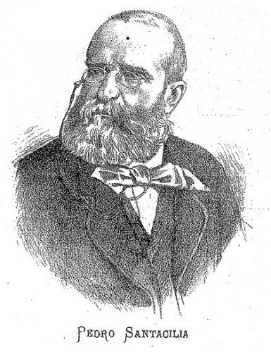 Foto: La Juventud Literaria, 1888.