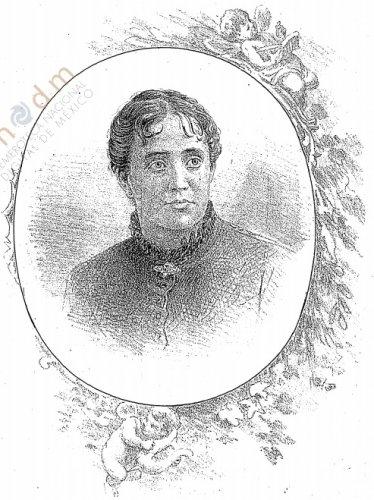 Foto: La Juventud Literaria, 1887.