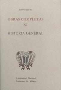 Obras completas XI. Historia  general