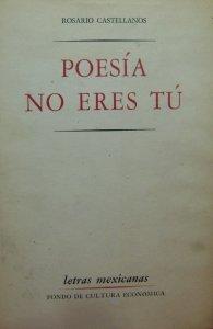 Poesía no eres tú: obra poética 1948-1971