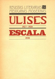 Ulises : 1927-1928 ; Escala : 1930