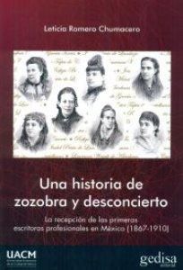 Una historia de zozobra y desconcierto : la recepción de las primeras escritoras profesionales en México (1867-1910)