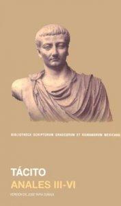Anales. Libros III-VI