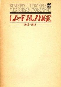 La falange : 1922-1923