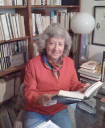 Foto: Taller de Teoría y Crítica Literaria: Diana Morán