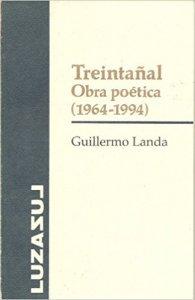 Treintañal : obra poética, 1964-1994